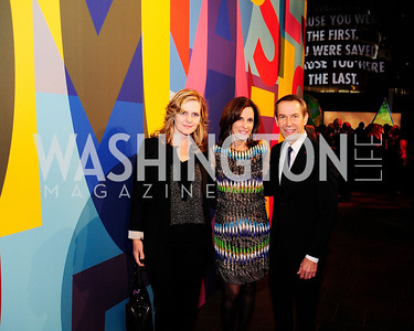 Justine Koons,Beth Dozoretz,Jeff Koons,November 30,2012,50th Anniversary of Arts in the Embassies,Kyle Samperton