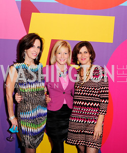 Beth Dozoretz,Jennifer Tapper,Claire Shipman,November 30,2012,50th Anniversary of Arts in the Embassies,Kyle Samperton