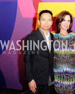 John Maeda,Beth Dozoretz,November 30,2012,50th Anniversary of Arts in the Embassies,Kyle Samperton