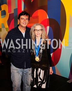 Zoran Skoko,Kiki Smith,November 30,2012,50th Anniversary of Arts in the Embassies,Kyle Samperton