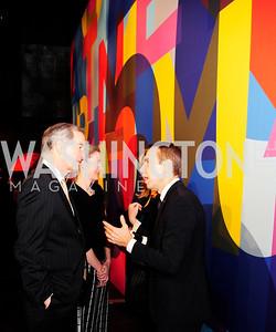 Dodge Thompson,Jeff Koons,November 30,2012,50th Anniversary of Arts in the Embassies,Kyle Samperton
