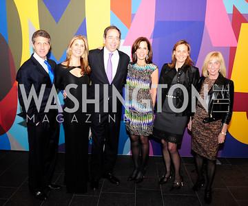 John Shulman,Alison Shulman,Tom Nides,Beth Dozoretz, Virginia Mosely,Jill Ised,November 30,2012,50th Anniversary of Arts in the Embassies,Kyle Samperton