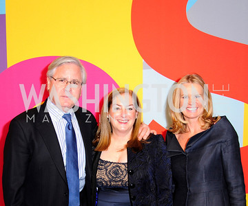 Howard Fineman,Amy Nathanson,Katty Kay,November 30,2012,50th Anniversary of Arts in the Embassies,Kyle Samperton