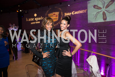Kelley Richards, Lauren Dowdy. 7th Annual Young and the Guest List. Photo by Alfredo Flores. Arena Stage