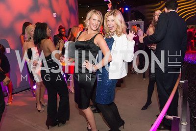 Kimberly Robinson, Allison Priebe Brooks. 7th Annual Young and the Guest List. Photo by Alfredo Flores. Arena Stage