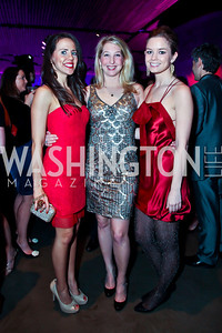 Cori Sue Morris, Diana Minshall, Sophie Pyle. Photo by Tony Powell. YGL. Arena Stage. December 17, 2012