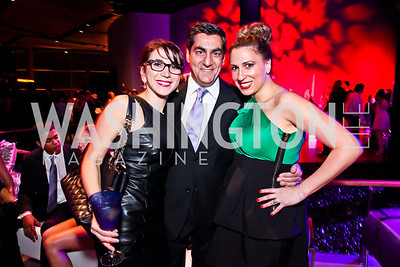 Irina Petrossian, Peter Mirijanian, Tara Chantal Silver. Photo by Tony Powell. YGL. Arena Stage. December 17, 2012