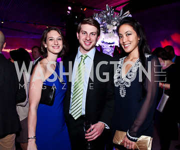 Kate Blackburn, Adam Croglia, Tina Jeon. Photo by Tony Powell. YGL. Arena Stage. December 17, 2012
