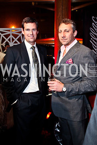 Fletcher Gill, Dan Rapoport. Photo by Tony Powell. YGL. Arena Stage. December 17, 2012