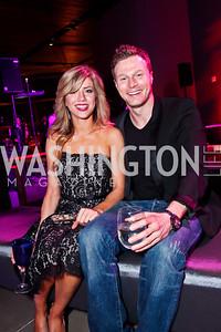 Olivia DeMay, Matt Kroenig. Photo by Tony Powell. YGL. Arena Stage. December 17, 2012