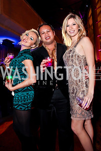 Marina Shukaylo, Pergrin Pervez, Vivian Leslie. Photo by Tony Powell. YGL. Arena Stage. December 17, 2012