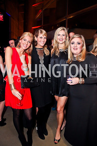 Mary Anne Hunstman, Ashley Taylor Bronczek, Marybeth Coleman, Katie Tarbox. Photo by Tony Powell. YGL. Arena Stage. December 17, 2012