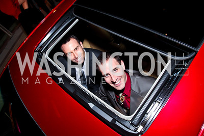 Nick Perifili, Christian Walker. Photo by Tony Powell. YGL. Arena Stage. December 17, 2012
