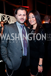 Jason Kampf, Pamela Sorensen. Photo by Tony Powell. YGL. Arena Stage. December 17, 2012