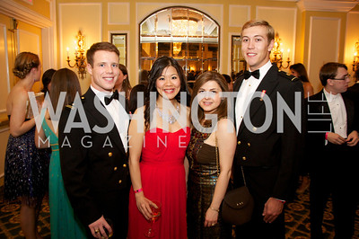 the 87th Annual Georgetown University Diplomatic Dance