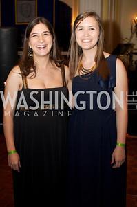 Elizabeth Grimm Arsenault and Jordan Daniels at the 87th Annual Georgetown University Diplomatic Dance