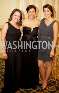 Ginny Smith, Michelle Saks, Sheri Holt at the 87th Annual Georgetown University Diplomatic Dance