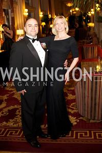 David Nash and Theresa Armstrong