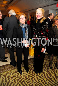 Karen Hutcheon,Judi Gieste,A Book Party for Thomas Caplan,January 17,2012,Kyle Samperton