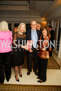 Nina Pillsbury,Phillip Pillsbury,Didi Cutler, A Book Party for Thomas Caplan,January 17,2012,Kyle Samperton