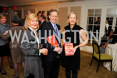 Evelyn DiBona,James Moorehead,Linda Bond,A Book Party for Thomas Caplan,January 17,2012,Kyle Samperton