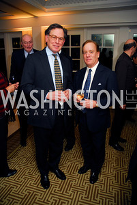 Sydney Blumenthal,Tom Siebert,A Book Party for Thomas Caplan,January 17,2012,Kyle Samperton