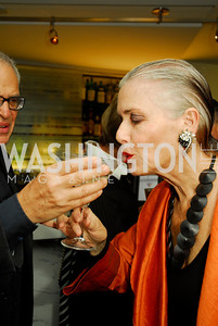 Edward Luttwak,Dalya Luttwak,September 21,2012,A Dance Party  at  A   Bar,,Kyle Samperton