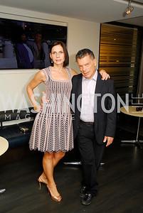 Ludmila Cafritz,Conrad Cafritz,,September 21,2012,A Dance Party  at  A   Bar,,Kyle Samperton