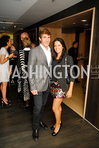 Aaron Sterling,Rebecca Sterling,,September 21,2012,A Dance Party  at  A   Bar,,Kyle Samperton
