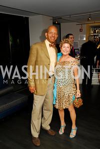 Anthony WilliamsAnn Brown,September 21,2012,A Dance Party  at  A   Bar,,Kyle Samperton