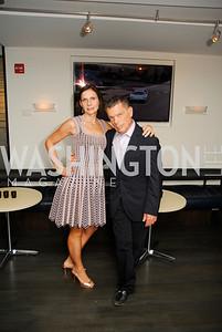 Ludmila Cafritz,Conrad Cafritz,September 21,2012,A Dance Party  at  A   Bar,,Kyle Samperton
