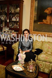 Alexandra de Borchgrave, A Dinner for Carolina Herrera, May 2, 2012, Kyle Samperton