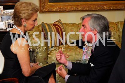 Carolina Herrera, Robert Higdon, A Dinner for Carolina Herrera, May 2, 2012, Kyle Samperton