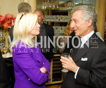 Susan Blumenthal, Howard Fillet, A Dinner for Carolina Herrera, May 2, 2012, Kyle Samperton