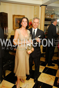 Faith Diamond, Howard Fillet, A Dinner for Carolina Herrera, May 2, 2012, Kyle Samperton