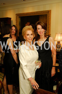 Wilma Berstein, Lynn Blitzer, A Dinner for Carolina Herrera, May 2, 2012, Kyle Samperton