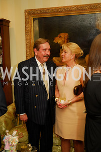 Kert Rosenkotter, Vicki Rosenkotter, A Dinner for Carolina Herrera, May 2, 2012, Kyle Samperton