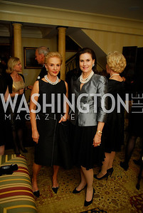 Carolina Herrera, Alexandra de Borchgrave, A Dinner for Carolina Herrera, May 2, 2012, Kyle Samperton