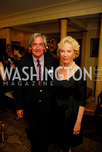 Robert Higdon, Nancy Corzine, A Dinner for Carolina Herrera, May 2, 2012, Kyle Samperton