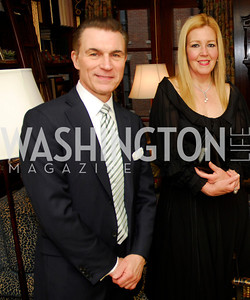 Joseph Buitano, Kathleen Ruiz, A Dinner for Carolina Herrera, May 2, 2012, Kyle Samperton