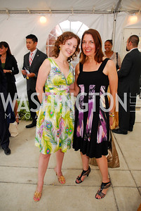 "Elizabeth Scott,Linda Roth,June 20,2012,""A Night of Broadway Stars"" Honoring Ted Leonsis Benefitting Covenant House,Kyle Samperton"