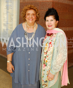 "Virginia Williams,Judith Terra,June 20,2012,""A Night of Broadway Stars"" Honoring Ted Leonsis Benefitting Covenant House,Kyle Samperton"