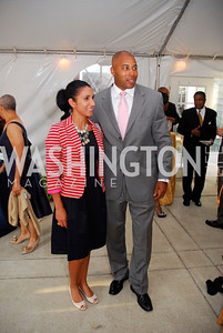 "Zoe Keeton,Daryl Keeton,,June 20,2012,""A Night of Broadway Stars"" Honoring Ted Leonsis Benefitting Covenant House,Kyle Samperton"