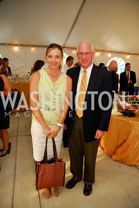 """Amy Bowser,Trip Howell,June 20,2012,""""A Night of Broadway Stars"""" Honoring Ted Leonsis Benefitting Covenant House,Kyle Samperton"""