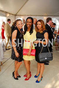 "Kaki Downs,Helina Zewdu,Selamawit Solomon,June 20,2012,""A Night of Broadway Stars"" Honoring Ted Leonsis Benefitting Covenant House,Kyle Samperton"