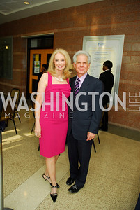 "Rhona Friedman,Don Friedman,June 20,2012,""A Night of Broadway Stars"" Honoring Ted Leonsis Benefitting Covenant House,Kyle Samperton"