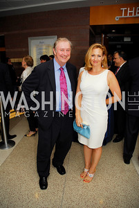 "Bill Outlaw,Alivia Tagliaferri,June 20,2012,""A Night of Broadway Stars"" Honoring Ted Leonsis Benefitting Covenant House,Kyle Samperton"
