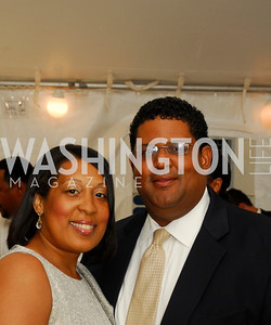 "Ericka Fleet,Edmund Fleet,,June 20,2012,""A Night of Broadway Stars"" Honoring Ted Leonsis Benefitting Covenant House,Kyle Samperton"