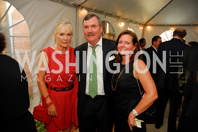 "Sunny Alsup,Jamie Baker,Meredith Baker,June 20,2012,""A Night of Broadway Stars"" Honoring Ted Leonsis Benefitting Covenant House,Kyle Samperton"