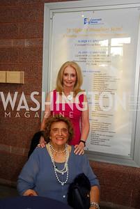 "Rhona Friedman,Virginia Williams,June 20,2012,""A Night of Broadway Stars"" Honoring Ted Leonsis Benefitting Covenant House,Kyle Samperton"